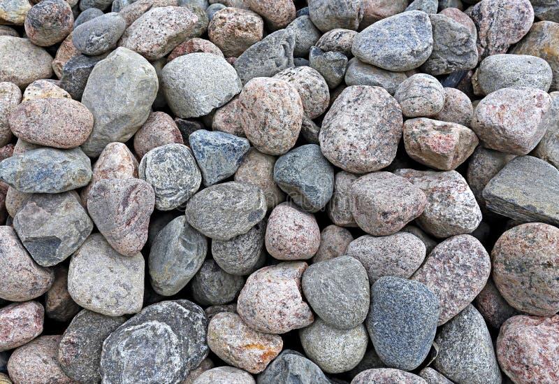 Μεγάλος σωρός των πετρών στοκ φωτογραφία