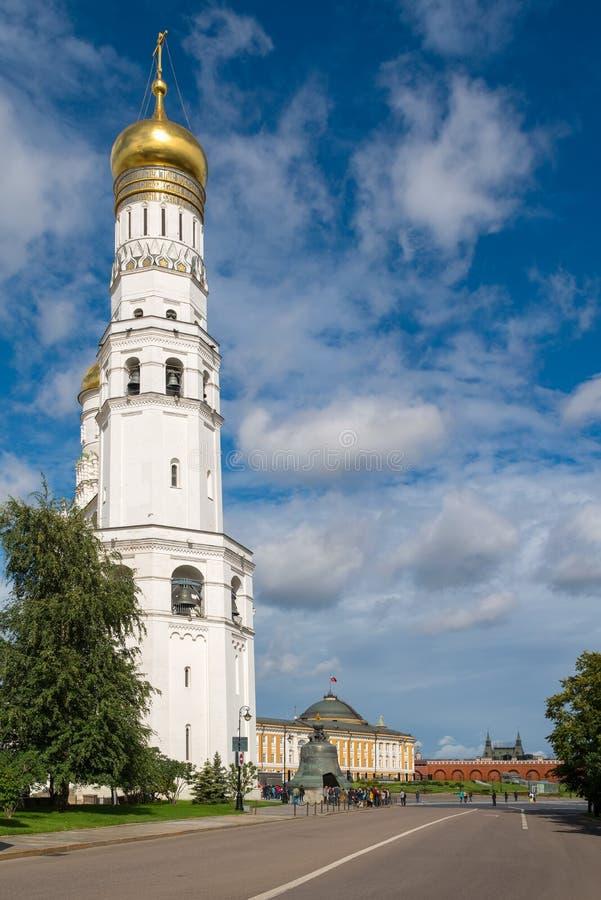 μεγάλος ivan πύργος κουδο&u στοκ εικόνα