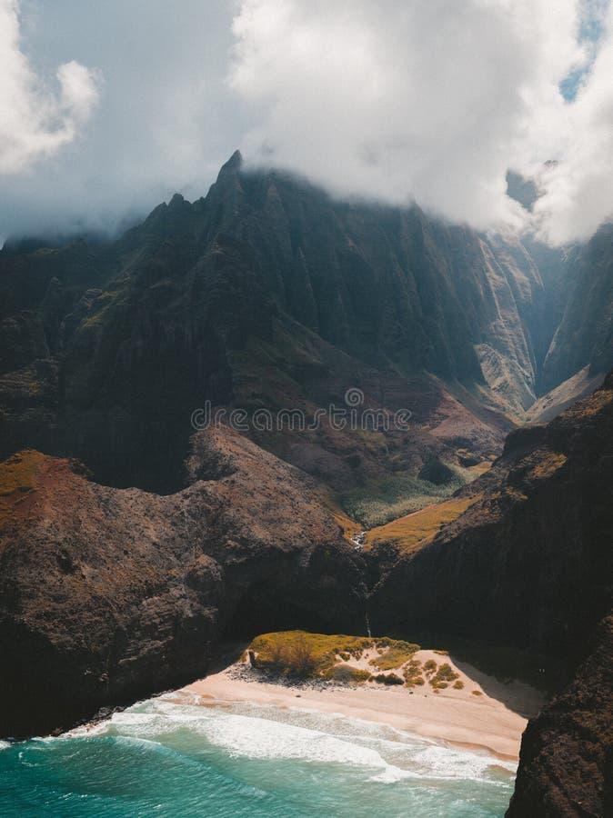 Μεγάλο βουνό στοκ εικόνα
