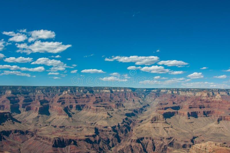 Μεγάλο εθνικό πάρκο φαραγγιών, Αριζόνα ΗΠΑ στοκ φωτογραφία με δικαίωμα ελεύθερης χρήσης