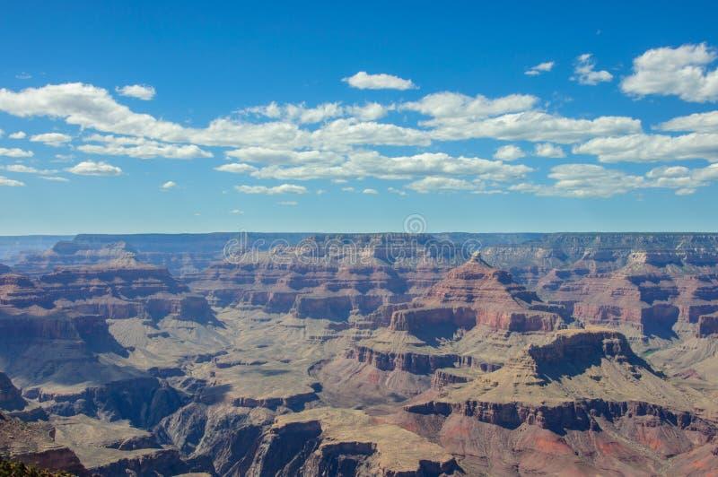 Μεγάλο εθνικό πάρκο φαραγγιών, Αριζόνα ΗΠΑ στοκ εικόνα με δικαίωμα ελεύθερης χρήσης