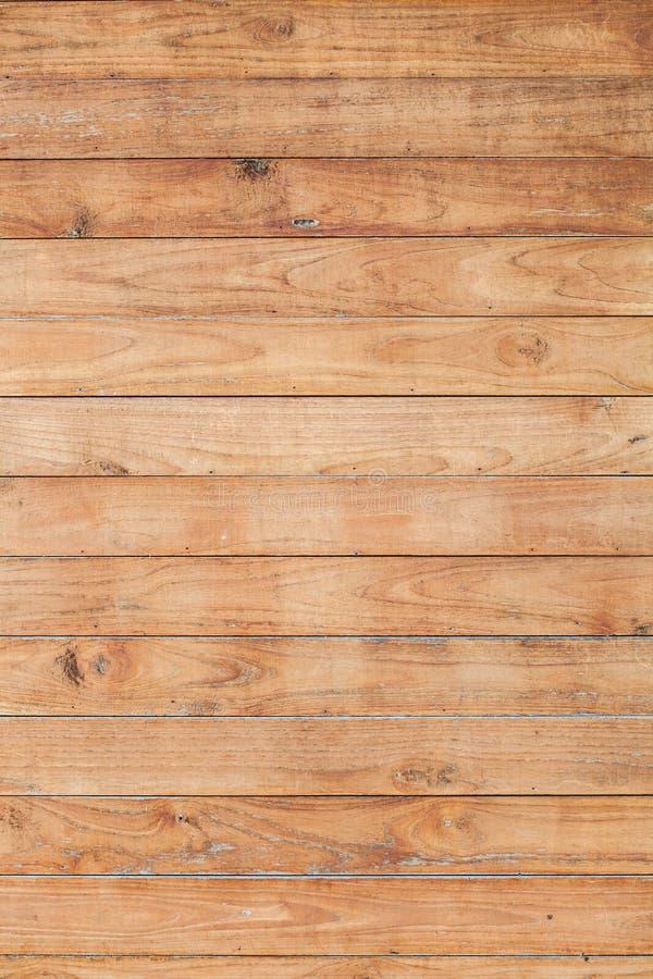 Μεγάλο καφετί ξύλινο υπόβαθρο σύστασης τοίχων σανίδων στοκ φωτογραφίες με δικαίωμα ελεύθερης χρήσης