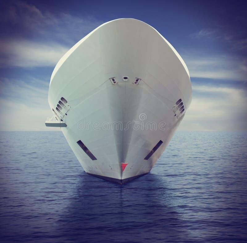 μεγάλο κρουαζιερόπλοιο στοκ φωτογραφίες