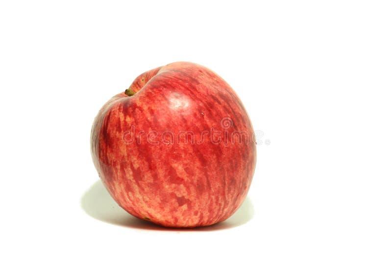 Μεγάλο κόκκινο μήλο από τον κήπο 3 στοκ φωτογραφία με δικαίωμα ελεύθερης χρήσης