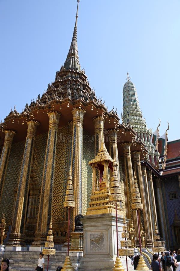 Μεγάλο παλάτι, Μπανγκόκ στοκ φωτογραφία με δικαίωμα ελεύθερης χρήσης