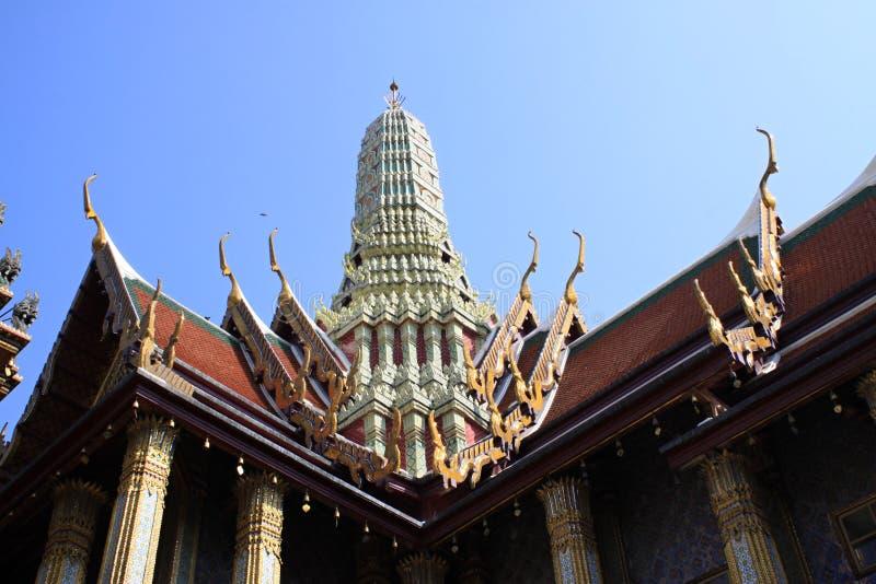 Μεγάλο παλάτι, Μπανγκόκ στοκ εικόνα