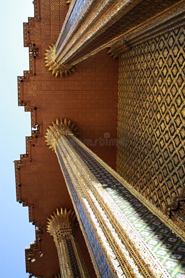Μεγάλο παλάτι, Μπανγκόκ στοκ φωτογραφία