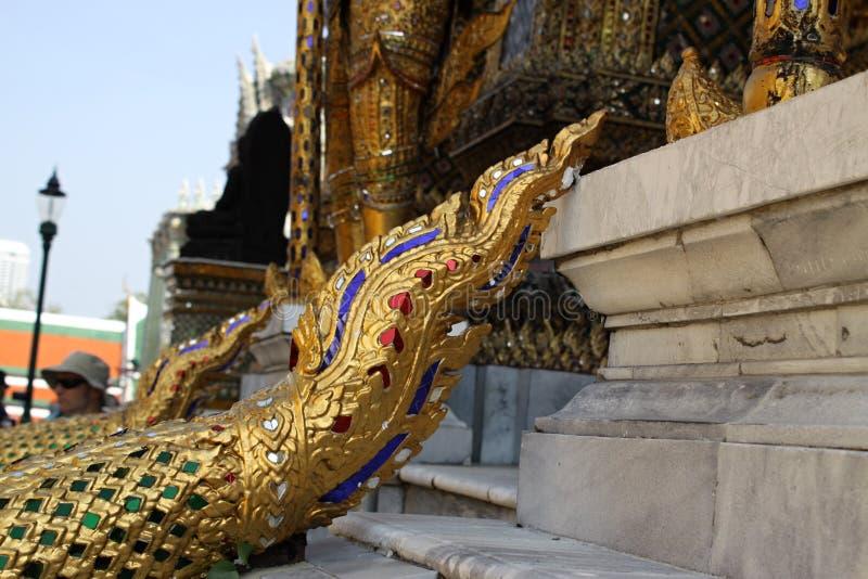 Μεγάλο παλάτι, Μπανγκόκ στοκ εικόνες με δικαίωμα ελεύθερης χρήσης