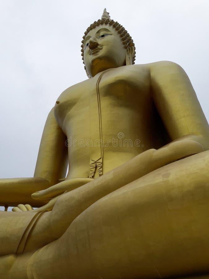 Μεγάλο Bhuddha στοκ εικόνες με δικαίωμα ελεύθερης χρήσης