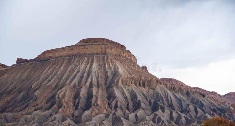 Μεγάλο Mesa στοκ φωτογραφία