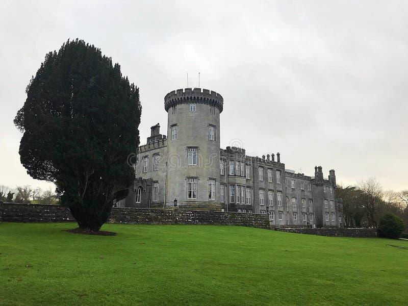 Μεγαλοπρεπής ομορφιά του Castle στοκ φωτογραφία