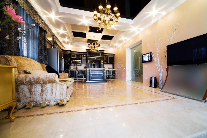 Μεγαλύτερο δωμάτιο στοκ εικόνα με δικαίωμα ελεύθερης χρήσης