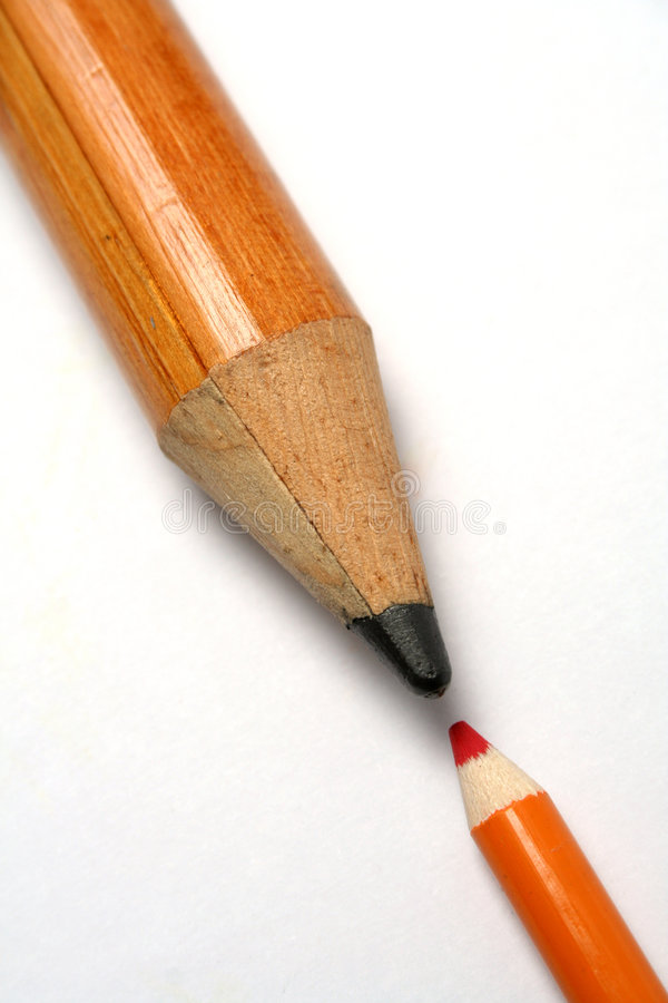 Download μεγαλύτερο μολύβι αντίθ&epsil Στοκ Εικόνες - εικόνα από αρσενικά, δημιουργικός: 1546860