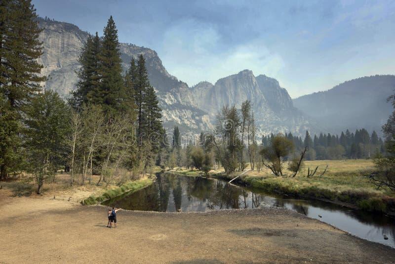 Μεγαλείο Yosemite στοκ φωτογραφίες με δικαίωμα ελεύθερης χρήσης
