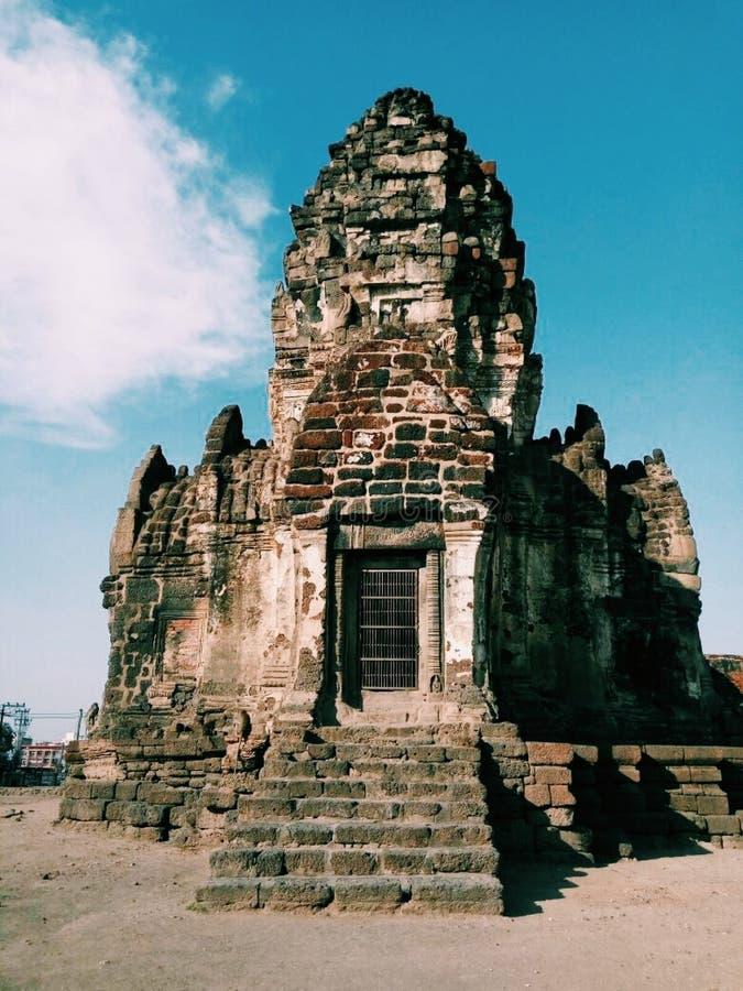 Μεγαλοπρεπής ναός στοκ εικόνα