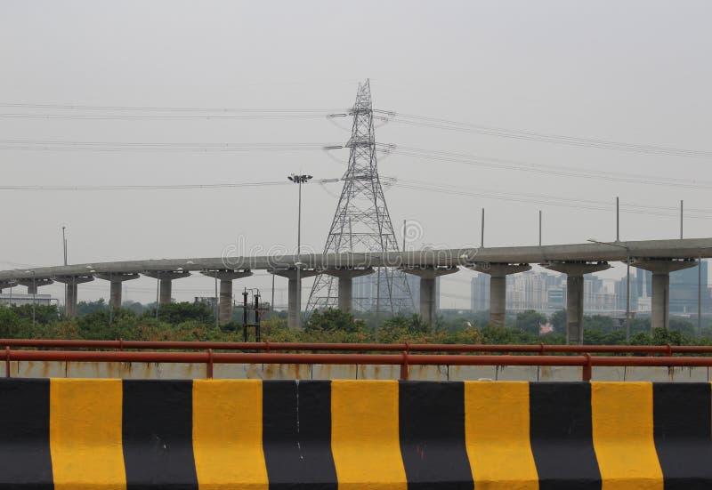 Μεγαλύτερο Noida στοκ φωτογραφία με δικαίωμα ελεύθερης χρήσης