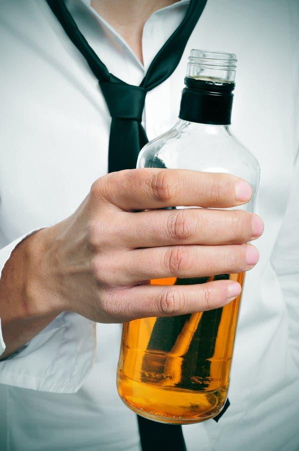 Μεθυσμένος επιχειρηματίας στοκ φωτογραφίες με δικαίωμα ελεύθερης χρήσης