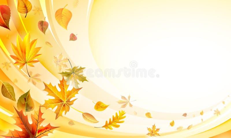 μειωμένα φύλλα διανυσματική απεικόνιση