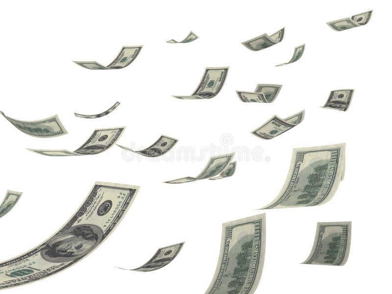 μειωμένα χρήματα απεικόνιση αποθεμάτων