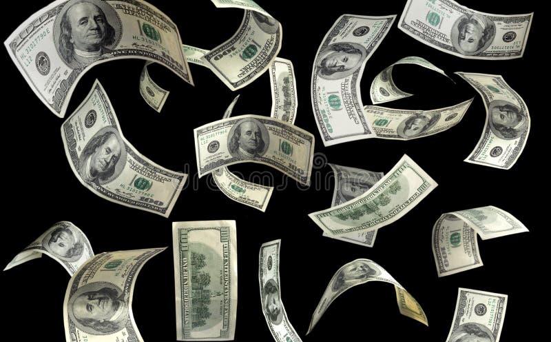 μειωμένος ουρανός χρημάτων στοκ εικόνα