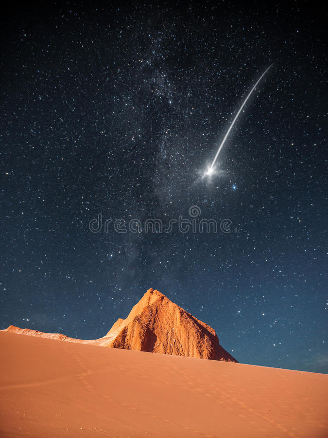 μειωμένο αστέρι στοκ εικόνες