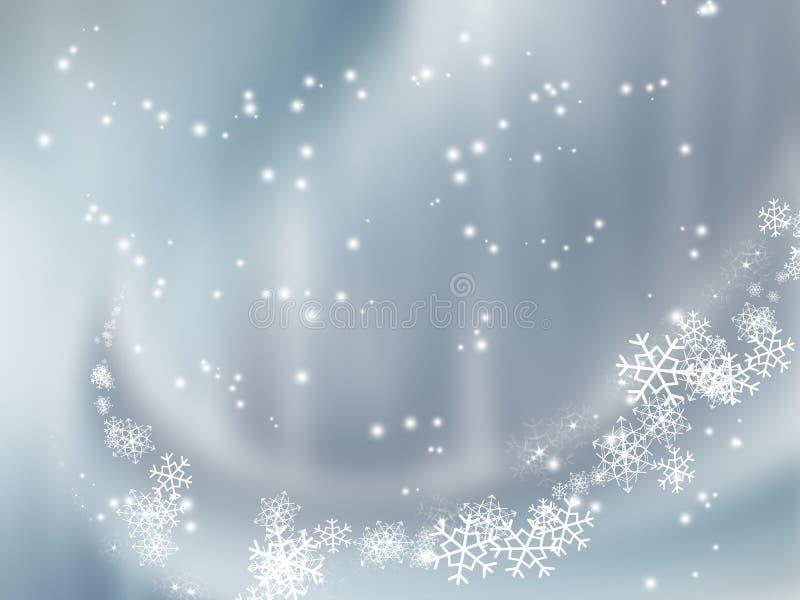 μειωμένο χιόνι ελεύθερη απεικόνιση δικαιώματος