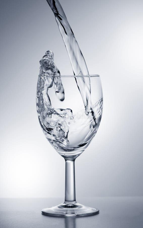 μειωμένο ύδωρ γυαλιού