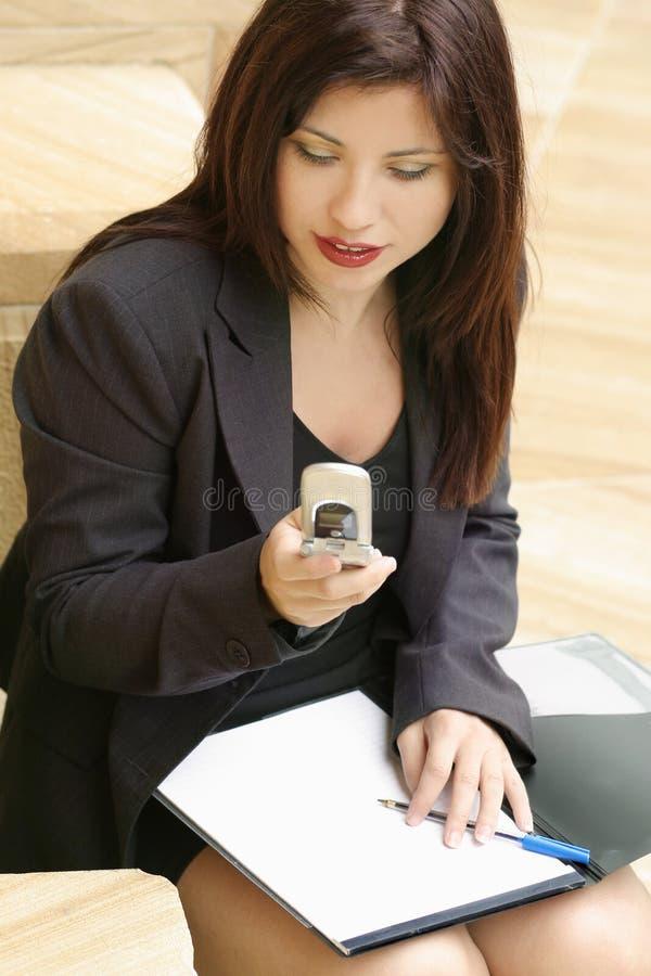 μελέτες επιχειρησιακών κολλεγίων στοκ φωτογραφίες με δικαίωμα ελεύθερης χρήσης