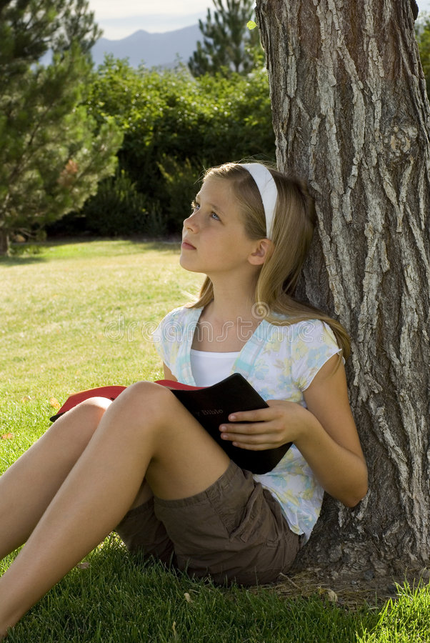 μελέτη Βίβλων στοκ φωτογραφία με δικαίωμα ελεύθερης χρήσης