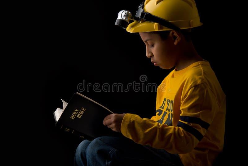 μελέτη παιδιών Βίβλων στοκ φωτογραφία με δικαίωμα ελεύθερης χρήσης