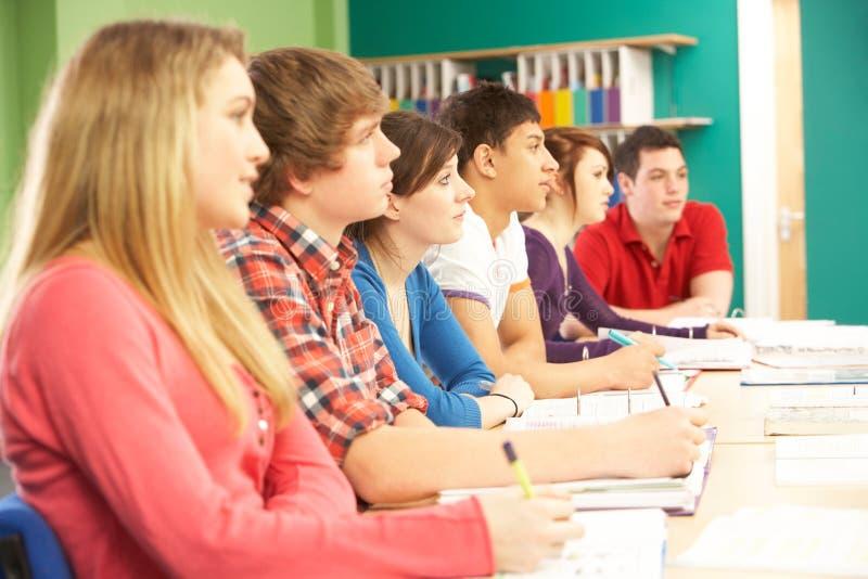 μελέτη σπουδαστών τάξεων &epsi στοκ εικόνες