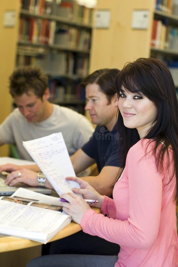 μελέτη σπουδαστών στοκ εικόνα