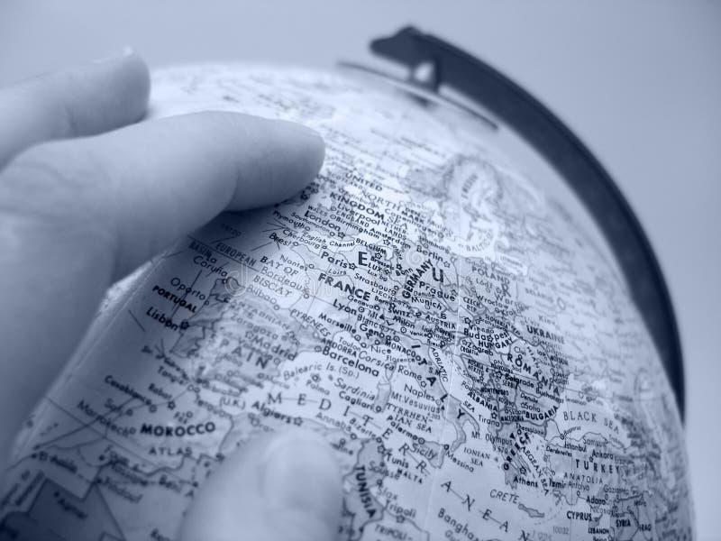 Download μελέτη της γήινης Ευρώπης στοκ εικόνα. εικόνα από εκπαιδευμένος - 114083
