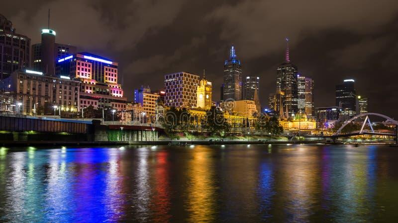Μελβούρνη Βικτώρια Αυστραλία στοκ εικόνες