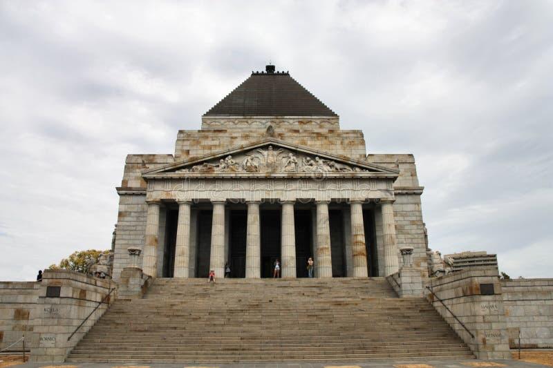 Μελβούρνη στοκ φωτογραφία με δικαίωμα ελεύθερης χρήσης