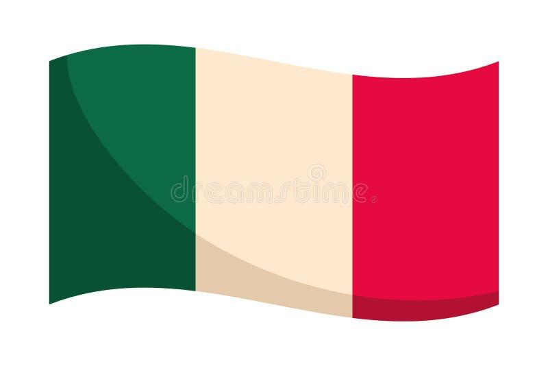 Μεξικάνικα κινούμενα σχέδια πολιτισμού ελεύθερη απεικόνιση δικαιώματος