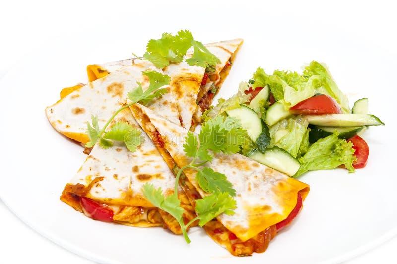 Μεξικάνικα τρόφιμα στοκ εικόνα με δικαίωμα ελεύθερης χρήσης