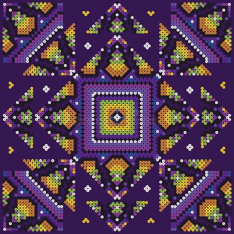 μεξικάνικο πρότυπο στοκ εικόνες με δικαίωμα ελεύθερης χρήσης