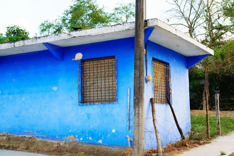 Μεξικάνικο σπίτι στοκ εικόνες