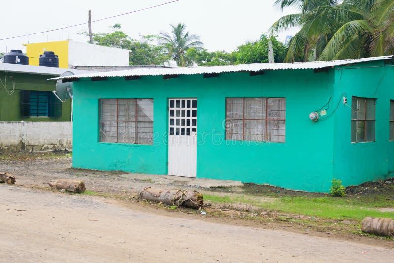 Μεξικάνικο σπίτι στοκ εικόνες με δικαίωμα ελεύθερης χρήσης