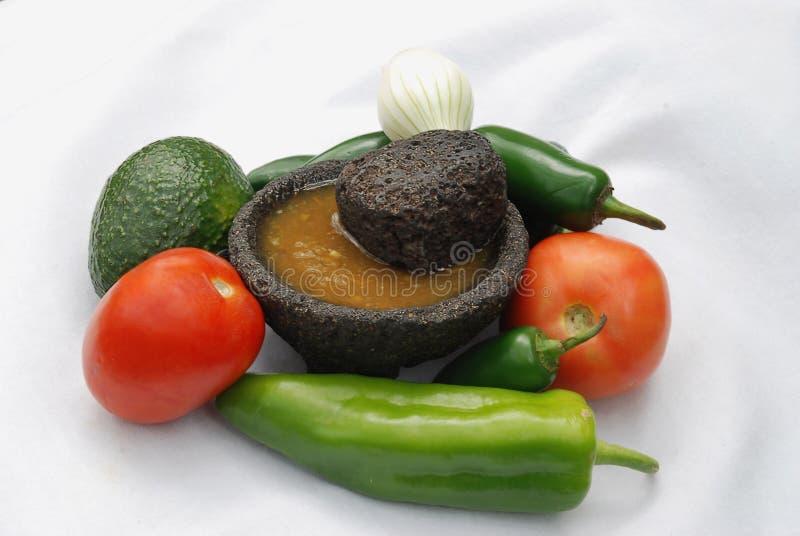 μεξικάνικο salsa στοκ φωτογραφίες με δικαίωμα ελεύθερης χρήσης
