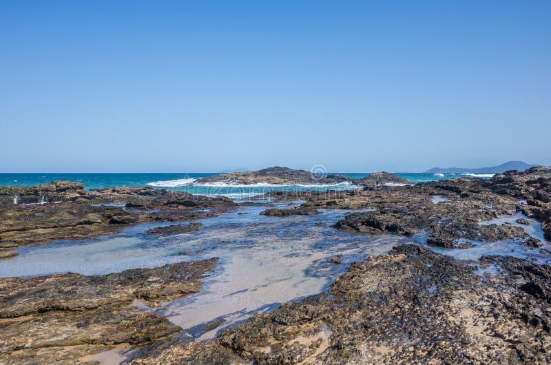 Μεσαία βόρεια ακτή της Νέας Νότιας Ουαλίας Αυστραλία στοκ εικόνες με δικαίωμα ελεύθερης χρήσης