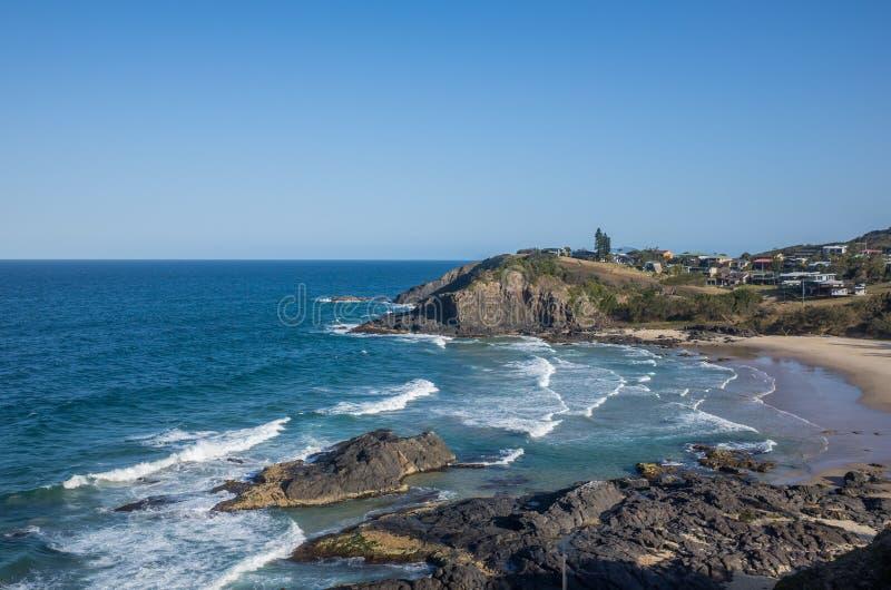 Μεσαία βόρεια ακτή της Νέας Νότιας Ουαλίας Αυστραλία στοκ φωτογραφίες με δικαίωμα ελεύθερης χρήσης