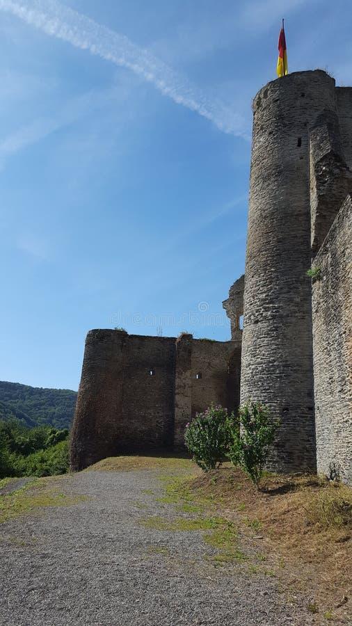 Μεσαιωνική καταστροφή στοκ φωτογραφία με δικαίωμα ελεύθερης χρήσης