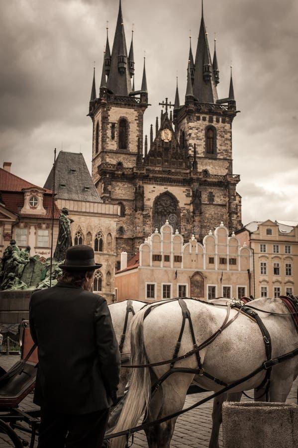 Μεσαιωνική πλατεία της πόλης στοκ φωτογραφία με δικαίωμα ελεύθερης χρήσης
