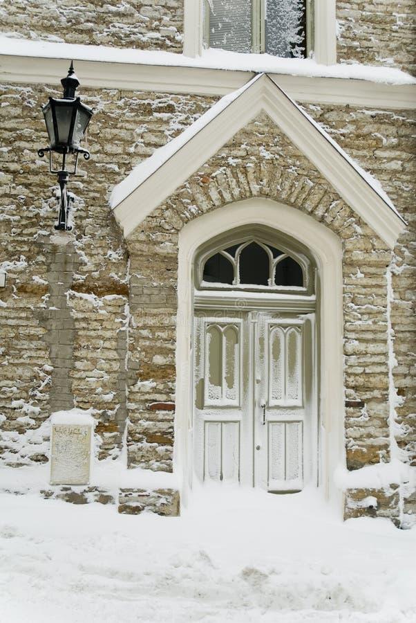 μεσαιωνικός χειμώνας το&up στοκ φωτογραφίες με δικαίωμα ελεύθερης χρήσης