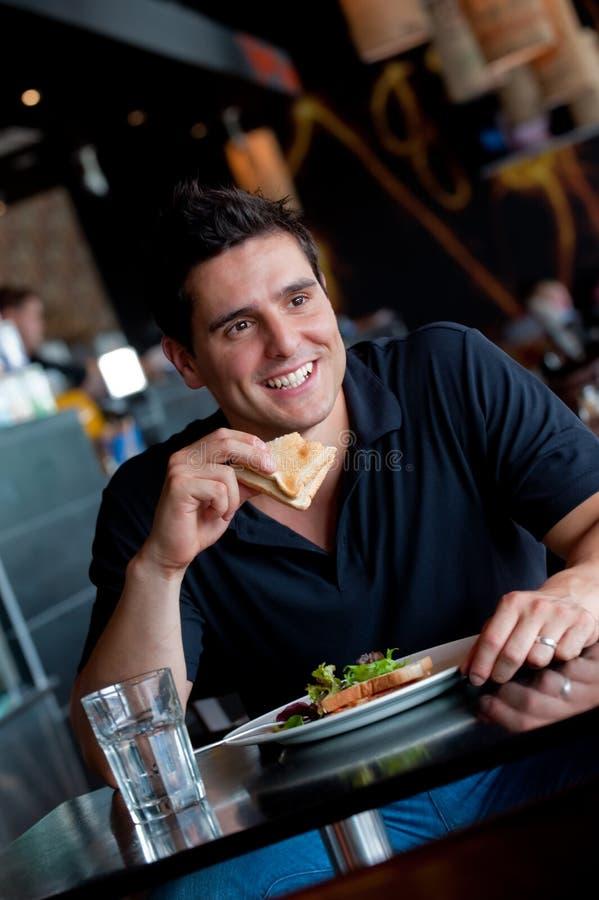 Μεσημεριανό γεύμα από κοινού στοκ εικόνες