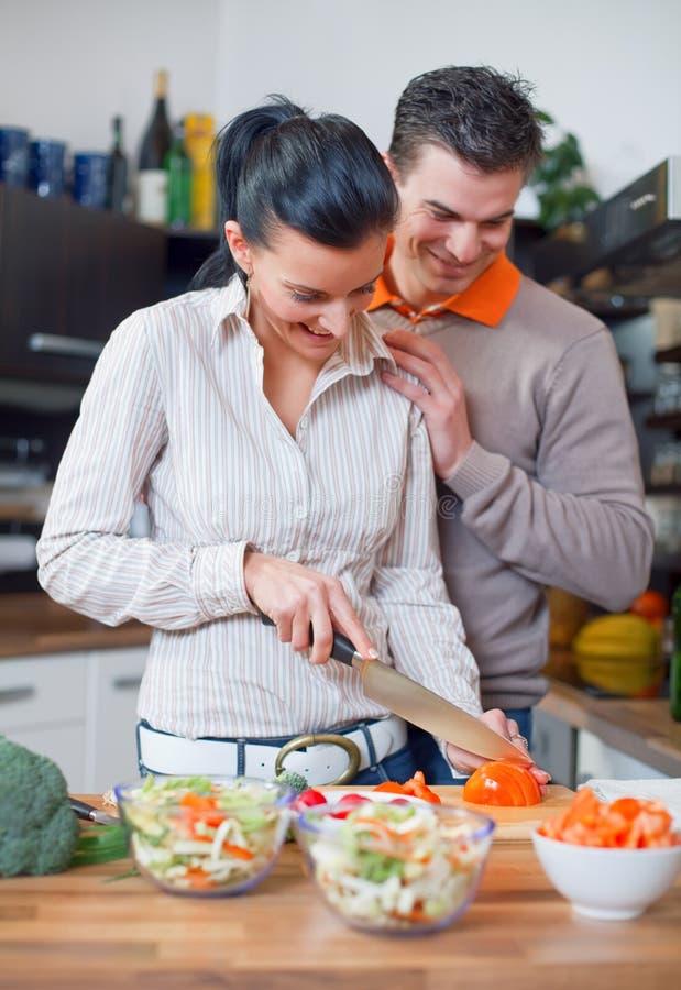 μεσημεριανό γεύμα ζευγών &p στοκ εικόνες με δικαίωμα ελεύθερης χρήσης