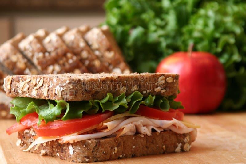 μεσημεριανό γεύμα στοκ εικόνα
