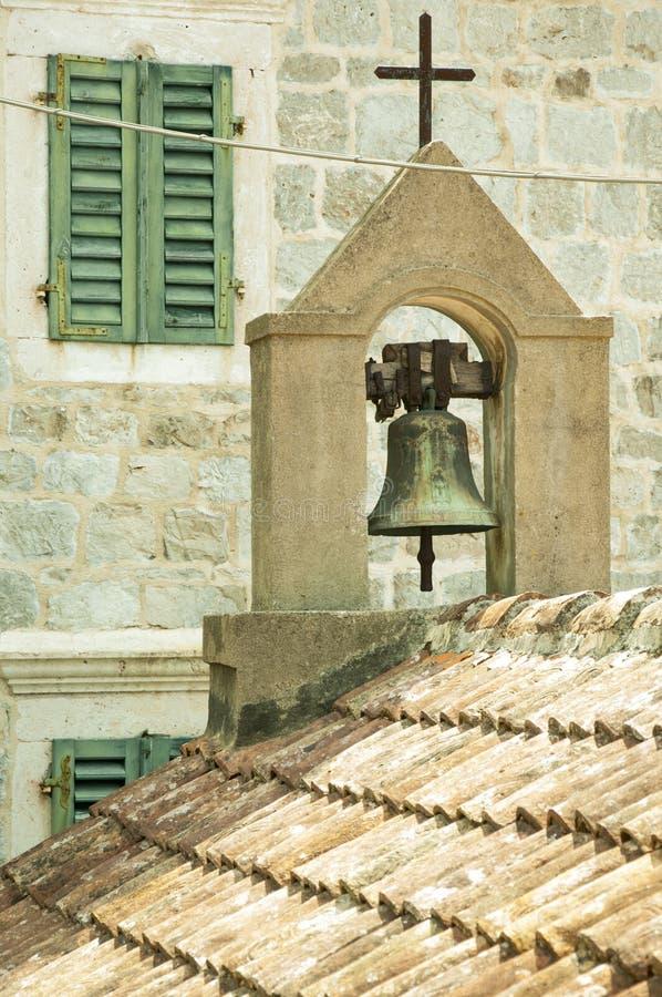 Μεσογειακή εκκλησία στοκ φωτογραφία